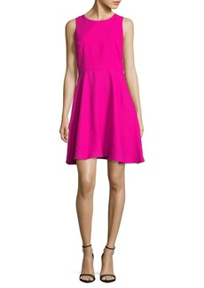 Cynthia Steffe Sleeveless A-Line Dress