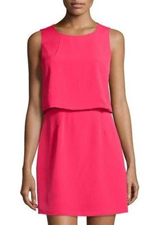Cynthia Steffe Sleeveless Popover Dress