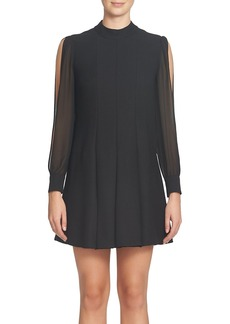 Cynthia Steffe Split Sleeve Shift Dress