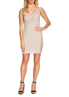 Cynthia Steffe Stephanie Faux Wrap Dress