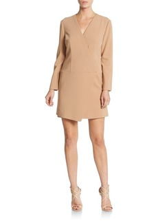 Cynthia Steffe Victoria Wrap Dresss