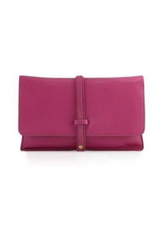 Cynthia Vincent Daryl 3 Leather Clutch Bag