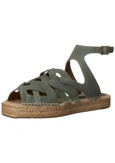 Cynthia Vincent Women's Pebbles Platform Sandal  7.5 M US
