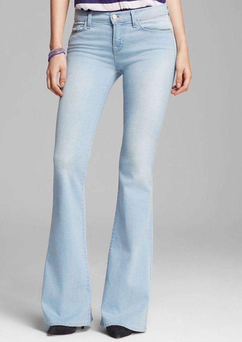 J Brand Jeans - Martini Flare in Reflex
