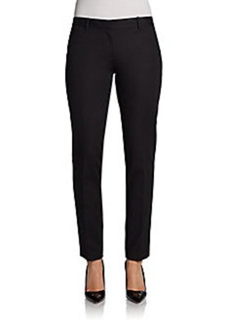 Tahari Verda Cropped Slim Pants
