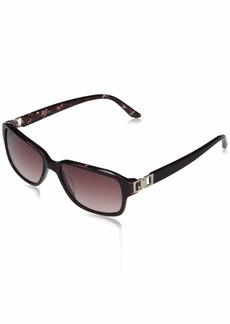 Dana Buchman Women's Valda Oversized Square Sunglasses