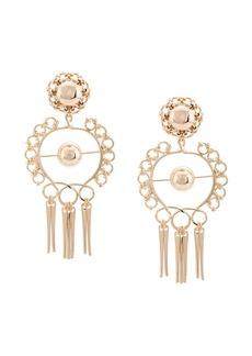 Dannijo Ash earrings