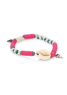 Dannijo Concho Beaded Bracelet