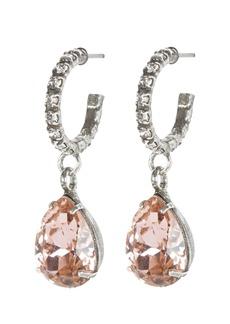 Dannijo Danni Crystal Drop Earrings
