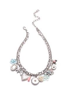 Dannijo Amabella Charm Necklace