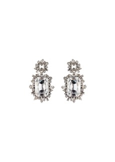Dannijo Crawford Crystal Drop Earrings
