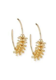 Dannijo Ella Hoop Earrings