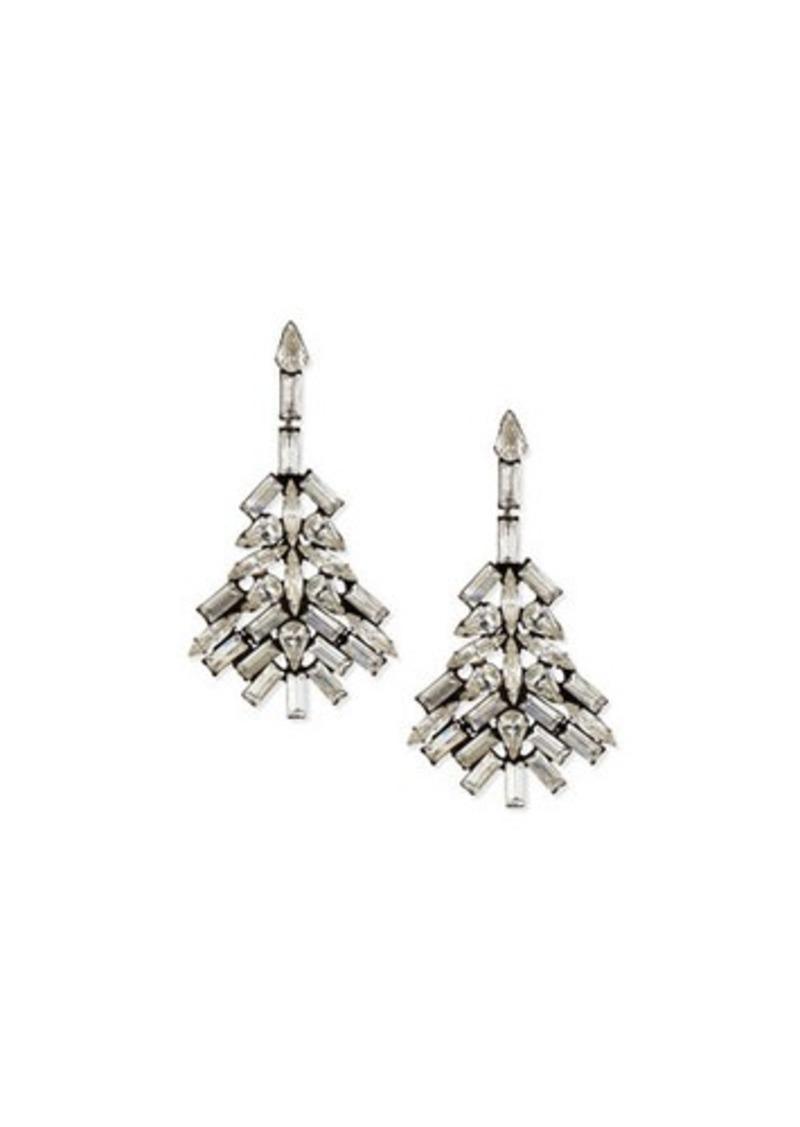Dannijo Maeve Chandelier Earrings