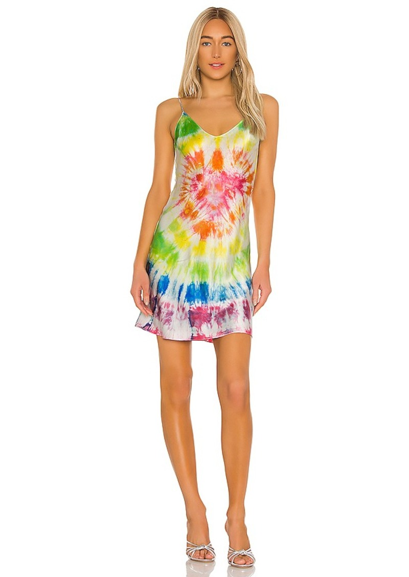 DANNIJO Mini Slip Dress