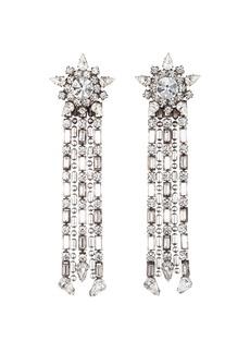 Dannijo Phoebe Crystal Dangle Earrings