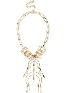 Dannijo Woman Kammy 12-karat Gold-plated Necklace Gold