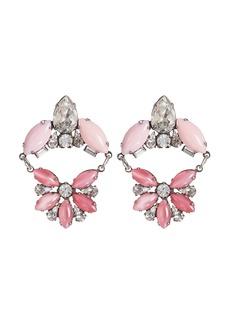 Dannijo Divina Stone and Crystal Earrings