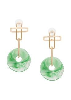 Dannijo Earhardt earrings