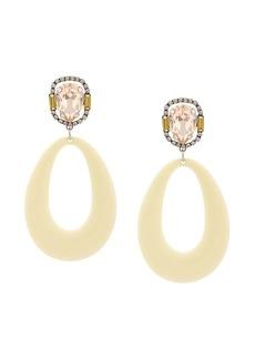 Dannijo Elvis earrings