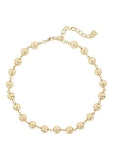Dannijo Jordan Ball Chain Necklace