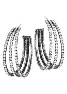 Dannijo Lani Triple Hoop Earrings