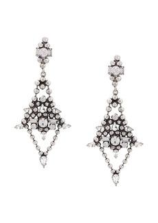 Dannijo Lazarus earrings