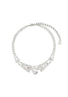 Dannijo Mimosa Embellished Choker Necklace
