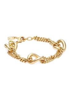 Dannijo Orchard 10K Gold-Plated Chain Bracelet