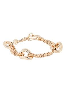 Dannijo Orchard Chain-Link Bracelet