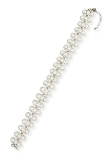 Dannijo Roxie Pearly Choker Necklace