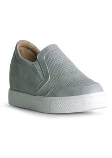 Danskin Amaze Slip On Wedge Sneaker Women's Shoes