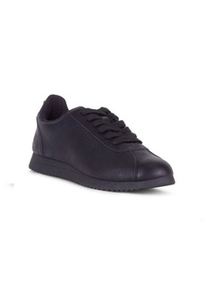 Danskin Resilient Lace Up Sneaker with Metallic Detail Women's Shoes