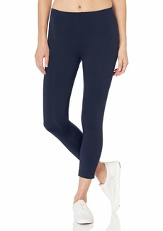 Danskin Women's Classic Supplex Body Fit Capri Legging