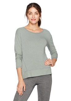 Danskin Women's Cross Back Pullover