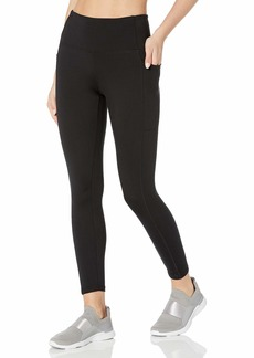 Danskin Women's Double Brushed 7/8 Legging