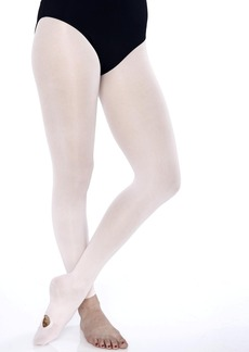 Danskin Women's Durasoft Nylon Semi-Opaque Convertible ackseam Tight