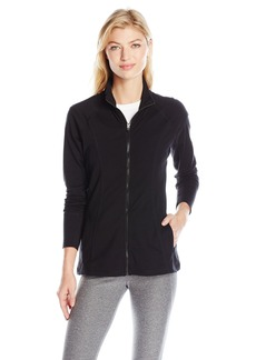 Danskin Women's Essential Double Seamed Jacket  M