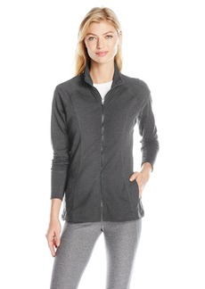 Danskin Women's Essential Double Seamed Jacket  XL