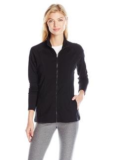 Danskin Women's Essential Double Seamed Jacket  XS