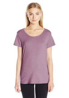 Danskin Women's Essential Short Sleeve Tee  S