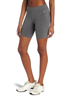 Danskin Women's Essentials Seven Inch Bike Short