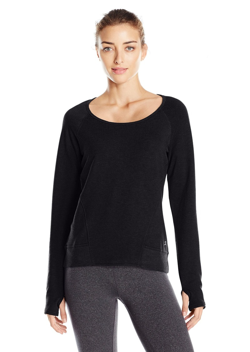 Danskin Women's French Terry Pullover  L