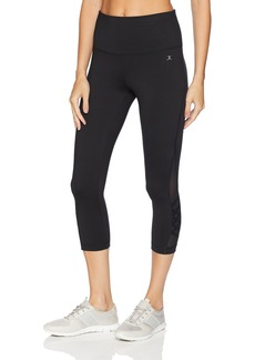 0524354d6d3b14 Danskin Danskin Women's Classic Supplex Body Fit Capri Legging ...