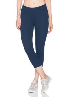 Danskin Women's Keyhole Detail Capri Legging  XS