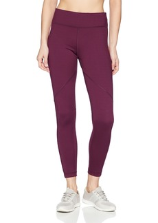 Danskin Women's Mesh Panel Side High Waist Legging
