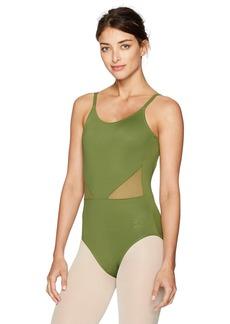 Danskin Women's New York City Ballet Mesh Cut-Out Cami Leotard