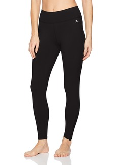 Danskin Women's Side Tie 7/8 Legging  Extra Large