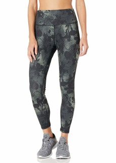 Danskin Women's Spray Floral 7/8 Legging
