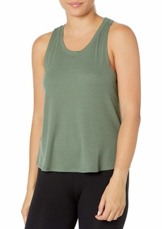 Danskin Women's Sustainable Luxe Rib Tank