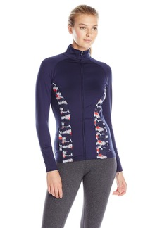 Danskin Women's Zip-Up Jacket